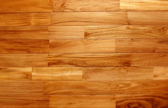 チーク無垢フローリング85巾ユニ塗装・床暖房対応
